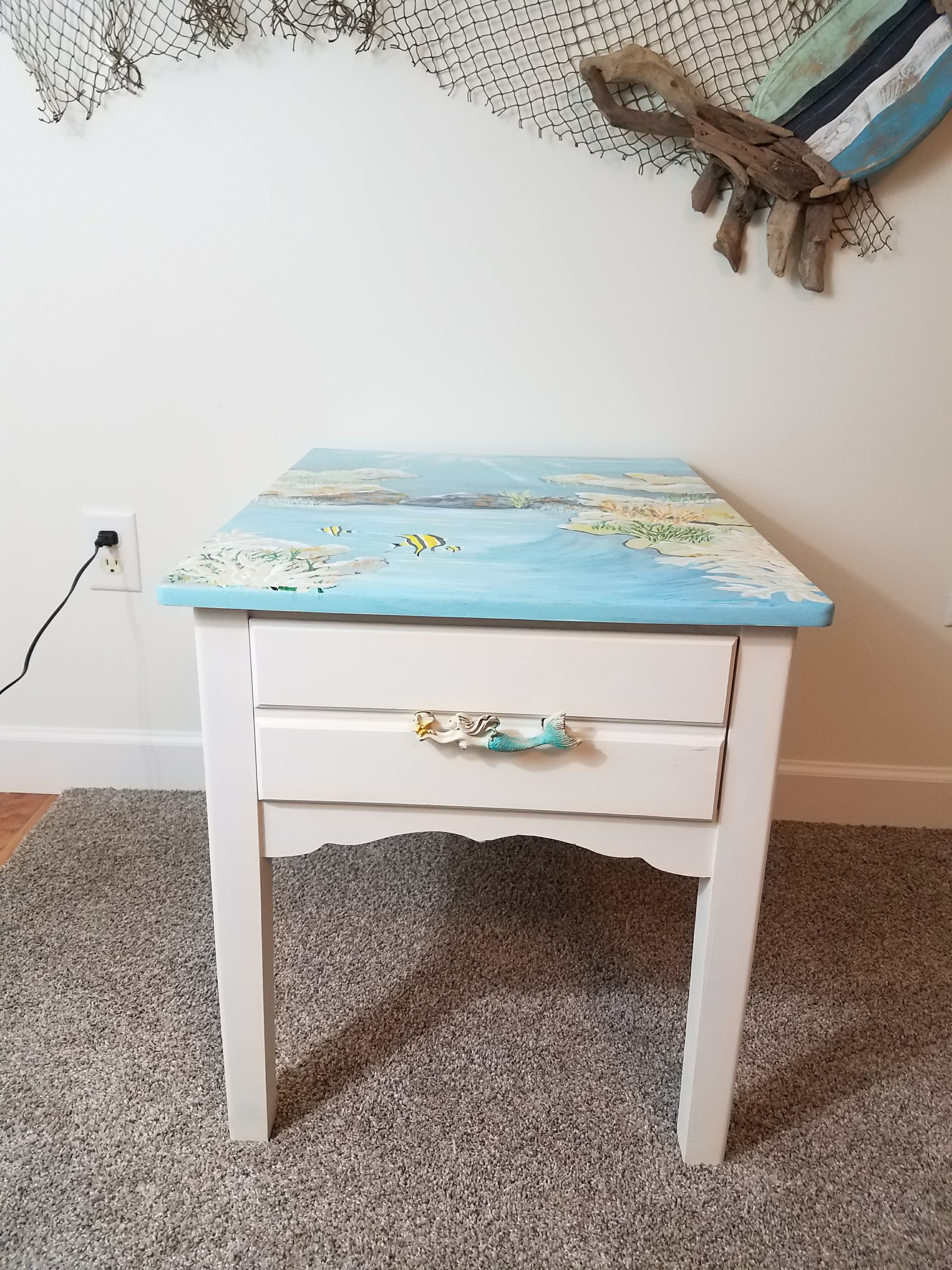 compass pull and popular nautical mermaid drawers themed knob uncategorized drawer best trend the xfile pict coastal beach pulls of ceramic