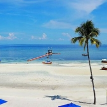 Sea-side Oasis BelleVue Resort Philippines Food and Travel Blog Beach Theme Decor